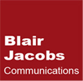 Blair Jacobs Communications Logo